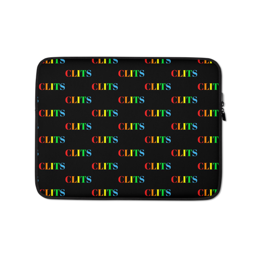 CLITS Laptop Sleeve - Black