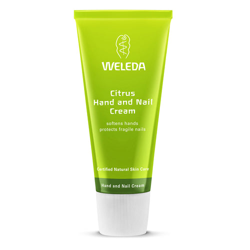 Weleda Citrus Hand Cream 50ml-Just Beauty Organics Store
