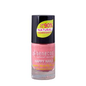 benecos Bubble Gum Nail Polish 5ml-Just Beauty Organics Store