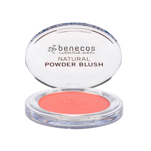 benecos Compact blush 5.5g-Just Beauty Organics Store