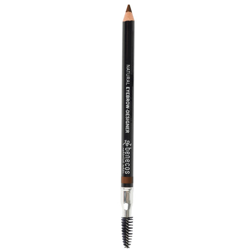 benecos Natural Eyebrow-Designer 1.13g-Brown-Just Beauty Organics Store