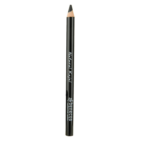 benecos Natural Kajal Eyeliner 1.13g-Black (vegan)-Just Beauty Organics Store