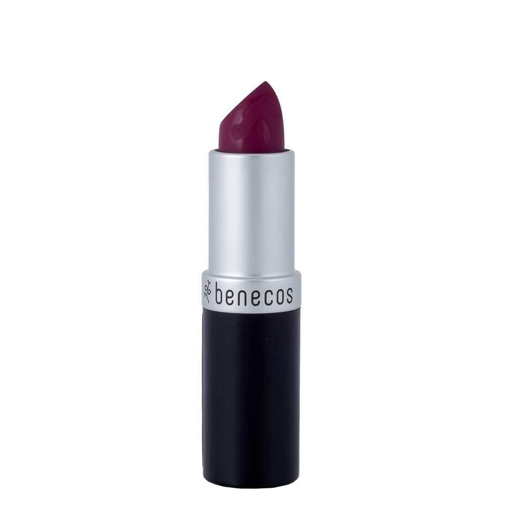 benecos Natural Matt Lipstick 5ml-Wow!-Just Beauty Organics Store