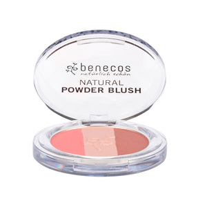 benecos Natural Trio Blush (Fall in love) 5g-Just Beauty Organics Store