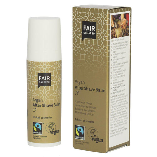 Fair Squared Organic Argan After Shave Balm 30ml-Just Beauty Organics Store