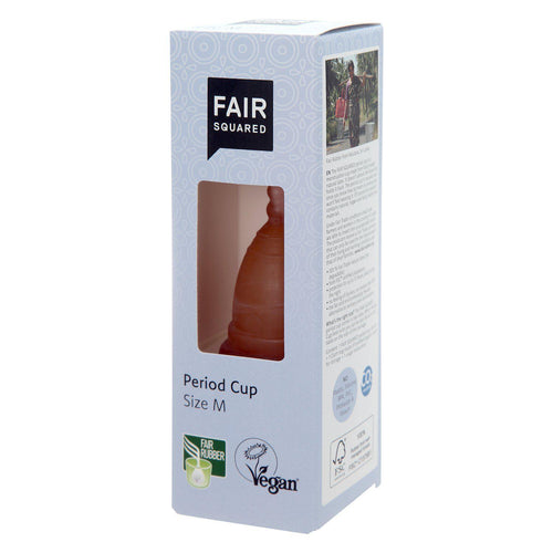 Fair Squared Period Cup-Just Beauty Organics Store
