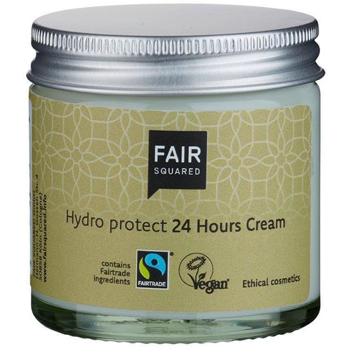 Fair Squared Zero Waste 24h Cream with Organic oils 50ml-Just Beauty Organics Store