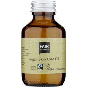 Fair Squared Zero Waste Argan Skin Care Oil 100ml-Just Beauty Organics Store