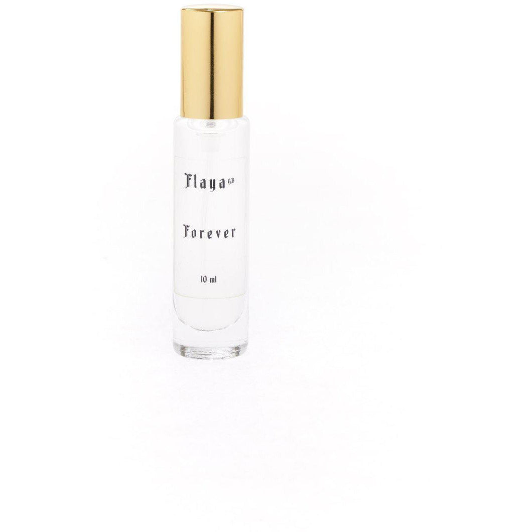 Flaya Organic Perfume Forever-10ml-Just Beauty Organics Store