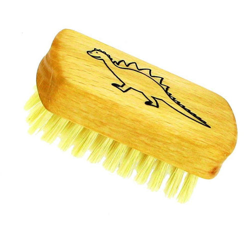 Forsters Kids nail brush with funny motif, beech wood,-Just Beauty Organics Store