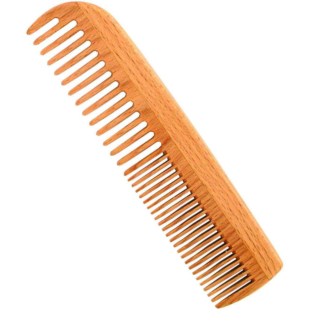 Forsters Wooden comb, beech wood, medium-Just Beauty Organics Store