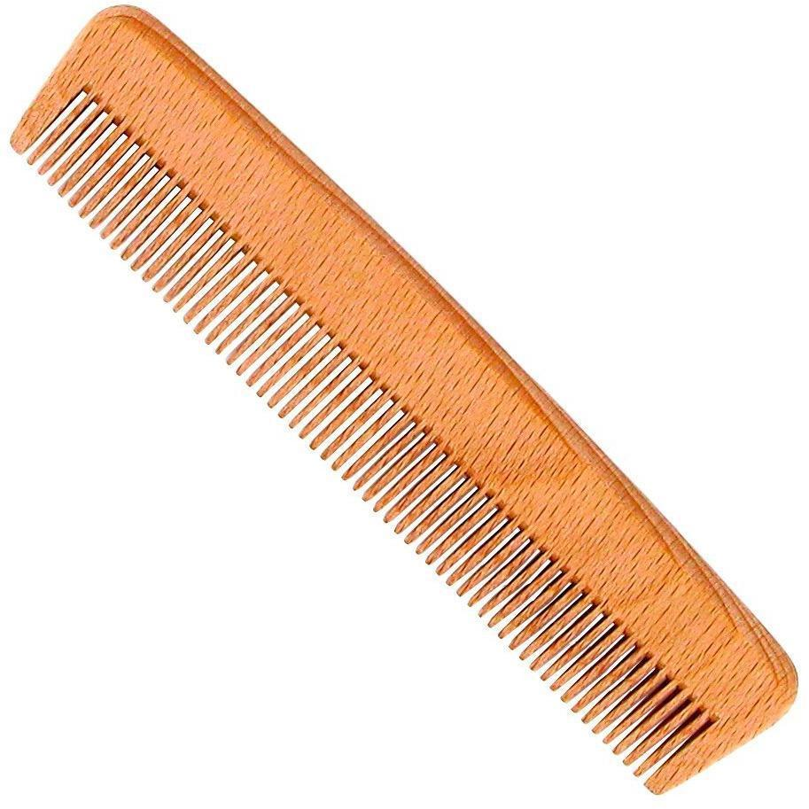 Forsters Wooden comb, beech wood, small-Just Beauty Organics Store