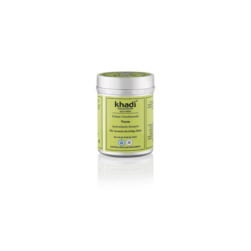 Khadi Organic Ayurvedic Face Mask Neem for Normal & Oily Skin 50g-Just Beauty Organics Store