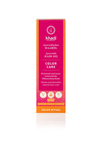 Khadi Organic Colour Care Oil 50ml-Just Beauty Organics Store