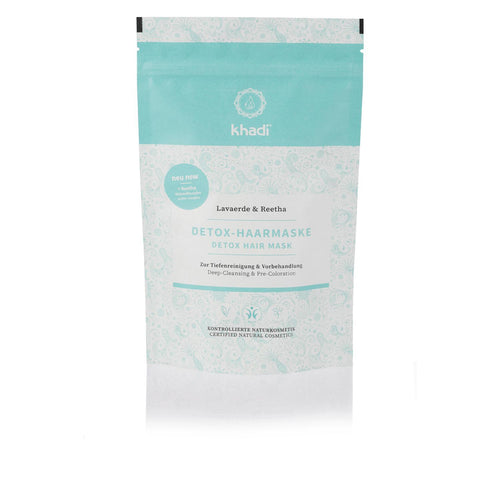 Khadi Organic Herbal Detox Mask - Deep Cleansing 150g-Just Beauty Organics Store