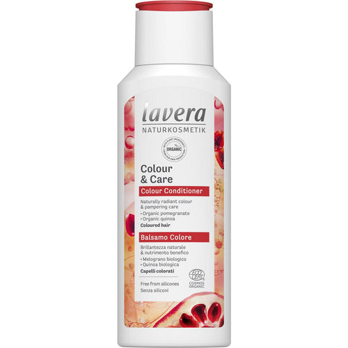 Lavera Colour & Care Conditioner 200ml-Just Beauty Organics Store