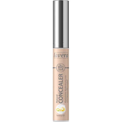 Lavera Concealer with added Q10 5.5ml - Organic Jojoba & Almond-Ivory 01-Just Beauty Organics Store