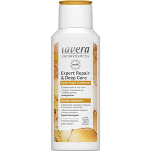 Lavera Expert Repair & Deep Care Conditioner with Organic Macadamia and Organic Quinoa 200ml-Just Beauty Organics Store