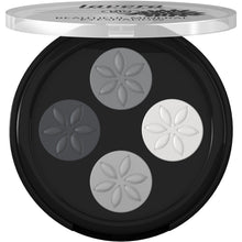 Load image into Gallery viewer, Lavera Mineral Eyeshadow Quattro 4x 0.8g-Smokey Grey 01-Just Beauty Organics Store