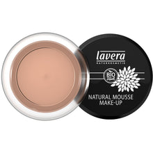 Load image into Gallery viewer, Lavera Mousse Make Up 15g-Almond 05-Just Beauty Organics Store