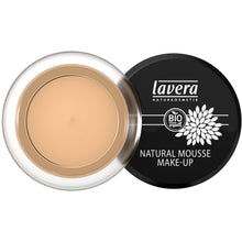 Load image into Gallery viewer, Lavera Mousse Make Up 15g-Honey 03-Just Beauty Organics Store
