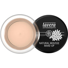 Load image into Gallery viewer, Lavera Mousse Make Up 15g-Ivory 01-Just Beauty Organics Store