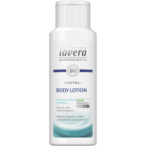 Lavera Neutral Body Lotion 200ml - Organic Jojoba & Evening Primrose-Just Beauty Organics Store