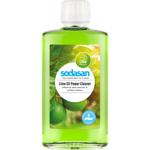 Sodasan Lime Oil Power Cleaner 250ml-Just Beauty Organics Store