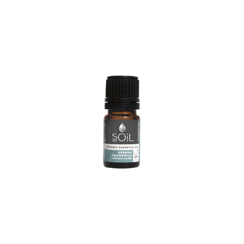 SOiL German Organic Chamomile Essential Oil 5ml-Just Beauty Organics Store