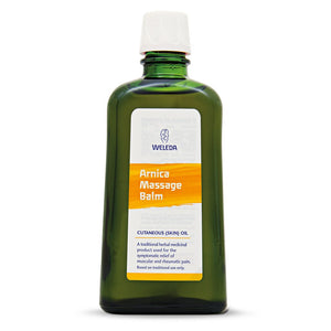 Weleda Arnica Massage Balm-200ml-Just Beauty Organics Store