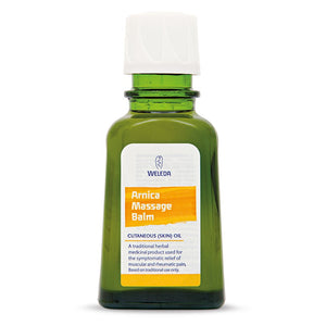 Weleda Arnica Massage Balm-50ml-Just Beauty Organics Store