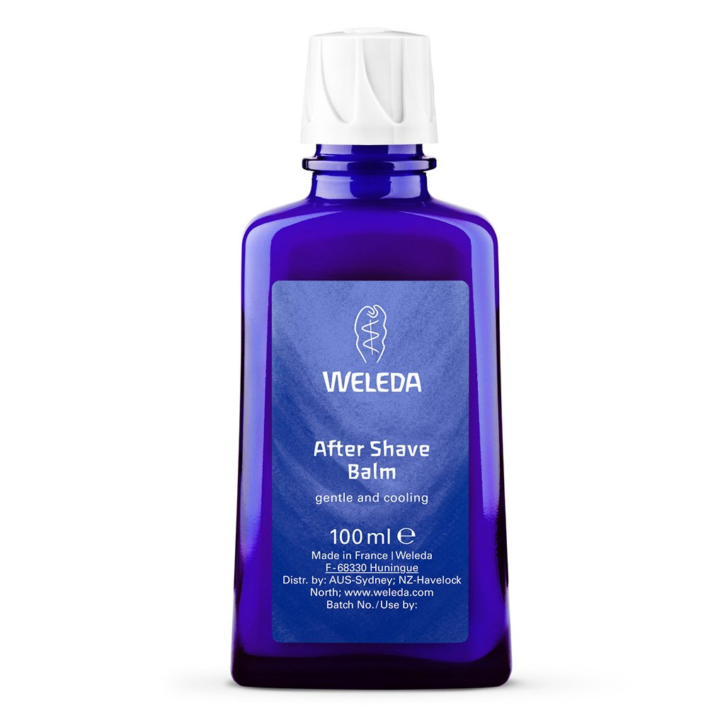 Weleda Mens Aftershave Balm 100ml-Just Beauty Organics Store
