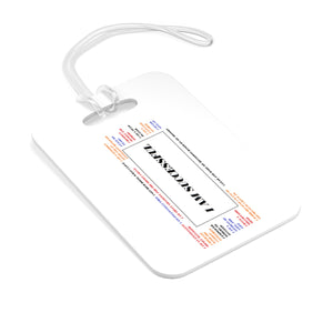Successful Minds Bag Tag