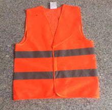 Load image into Gallery viewer, New hot Unisex  XL XXL XXXL Reflective Vest Workwear Provides High Visibility Day Night Running Cycle Warning Child Safety Vest