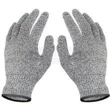 Load image into Gallery viewer, Multi Function Anti Cut Gloves Cut Proof Stab Resistant Stainless Steel Wire Metal Mesh Kitchen Butcher Cut-Resistant Gloves