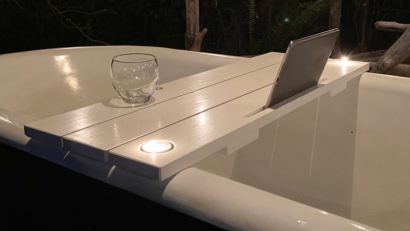 DubTub Reka White Finish