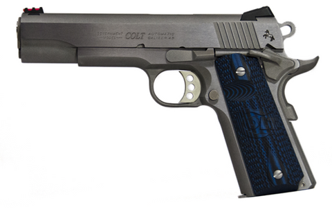 COLT COMPETITION GOVERNMENT 45 ACP