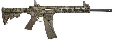 SMITH AND WESSON M&P15-22 SPORT KRYPTEK 22 LR