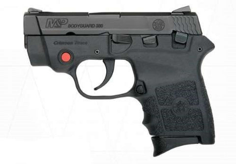 SMITH AND WESSON BODYGUARD 380 ACP CRIMSON TRACE LASER