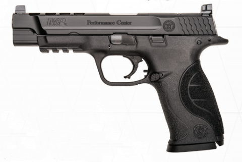 "SMITH & WESSON PERFOMANCE CENTER M&P 40 PORTED .40 S&W 5"" PISOTOL"