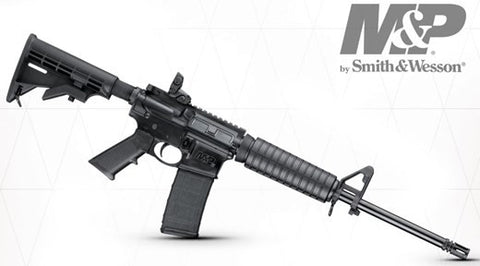 SMITH AND WESSON M&P15 SPORT II 223 REM | 5.56 NATO