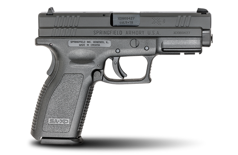 SPRINGFIELD ARMORY XD 9MM ESSENTIALS PACKAGE 9MM