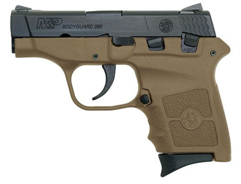 SMITH AND WESSON BODYGUARD 380 ACP