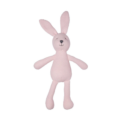 Wild Ones Knitted Bunny Pink