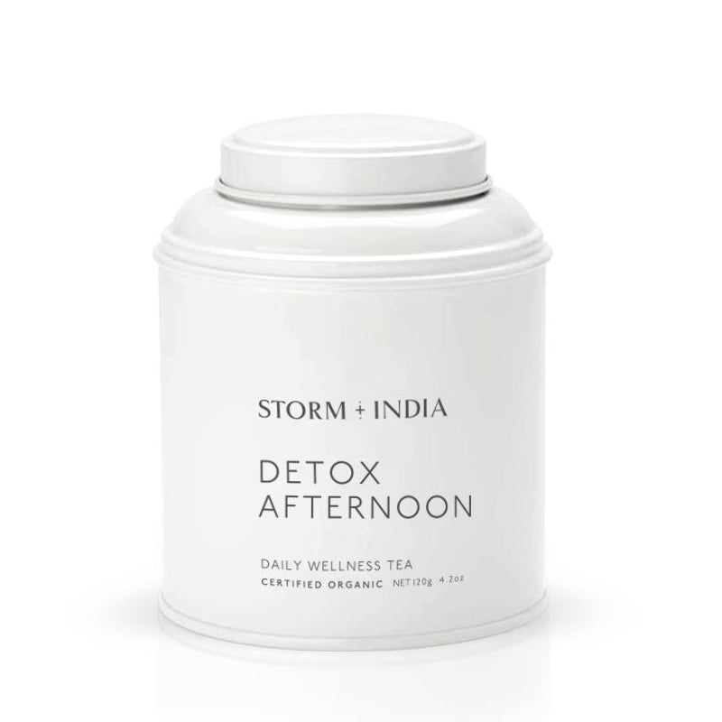 Detox Afternoon loose tea in tin