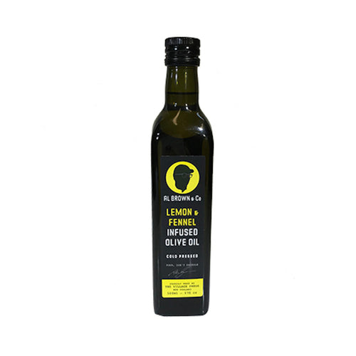 Lemon and Fennel Olive Oil 500ml