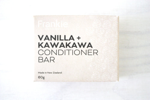 Vanilla + Kawakawa Conditioner Bar