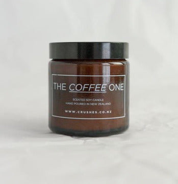 The Coffee One - Soy Candle