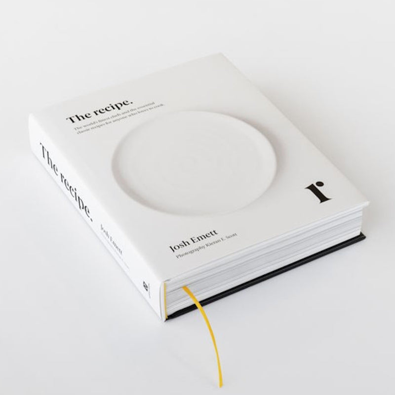 Josh Emett's The Recipe Book