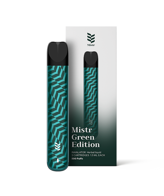 Mistr Green Edition Bundle